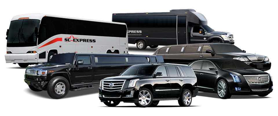 Chauffeured Transportation Services Aiken, Columbia SC and